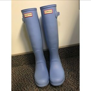 {Make an Offer!} Slim Fit Hunter Boots